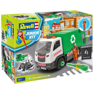 Junior Kit auto 00808 - Garbage Truck (1:20)