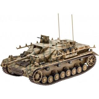 "Plastic ModelKit tank 03255 - Sd.Kfz. 167 ""StuG IV"" (1:35)"
