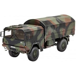 Plastic ModelKit military 03257 - LKW 5t.mil gl (4x4 Truck) (1:35)