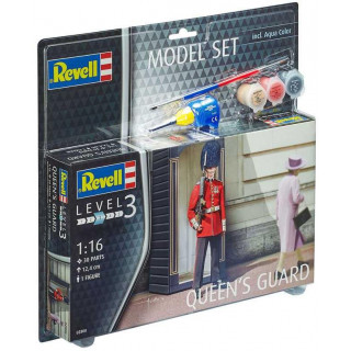 ModelSet figurka 62800 -  Queen's Guard (1:16)