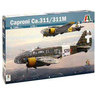 Model Kit letadlo 1390 - CAPRONI CA.311/311M (1:72)