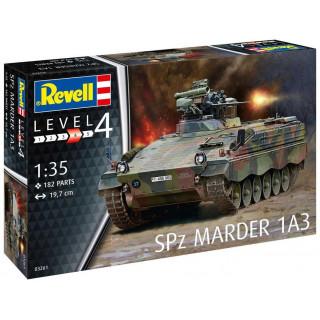 Plastic ModelKit tank 03261 - SPz Marder 1 A3 (1:35)