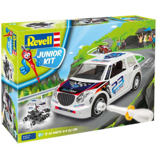 Junior Kit auto 00812 - Rallye Car (1:20)