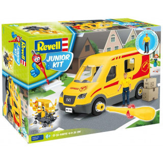 Junior Kit auto 00814 - Delivery Truck incl. Figure (1:20)