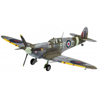 Model Set letadlo 63897 - Spitfire Mk. Vb (1:72)