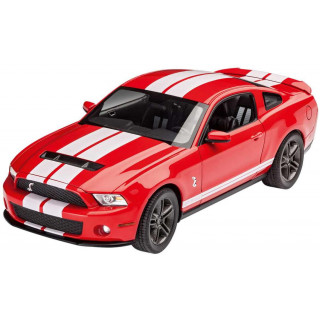 Model Set autó 67044 - 2010 Ford Shelby GT 500 (1:25)