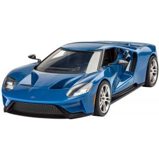 EasyClick ModelSet autó 67678 - 2017 Ford Gt (1:24)