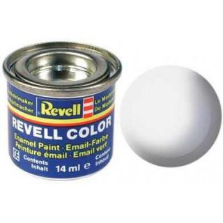 Revell festék email - 32105: white mat
