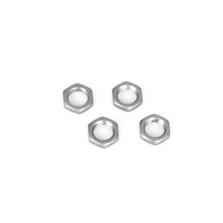 Hliníkové matky kol EVO/NXT, GP, STR8/RG/EVO/DELUXE EPX2