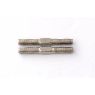CNC acél összekötő 5x40mm