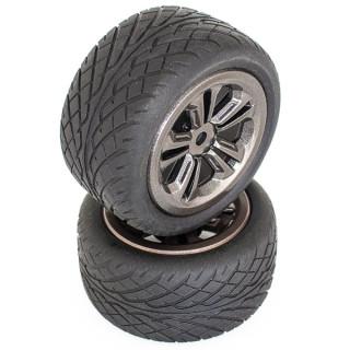 RX12 rally gumik, ragasztott
