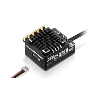 XERUN XR10 STOCK SPEC - fekete - szabályozó