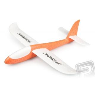 214230 Fox házedlo Elapor - oranžový (1ks)