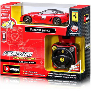 Bburago 1:36 RC Ferrari Racers 1:36