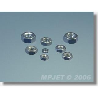 0105 Matice M2,5 20 ks