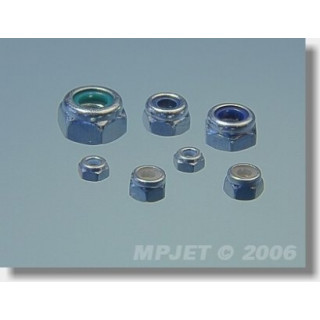 0137 Samojistná matice M5 20 ks