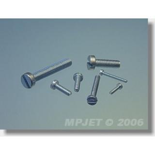 0205 Csavar hengeres fejjel M1,6x12 20 db.