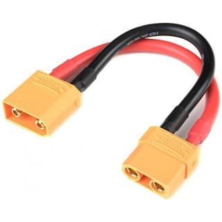 Prodlužovací kabel XT-90 10AWG 12cm