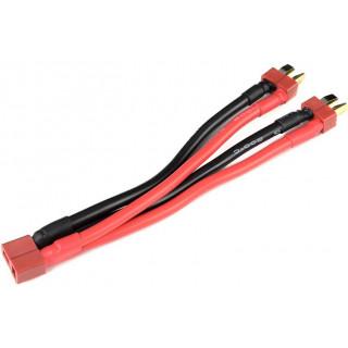 Paralelní Y-kabel Deans 12AWG 12cm