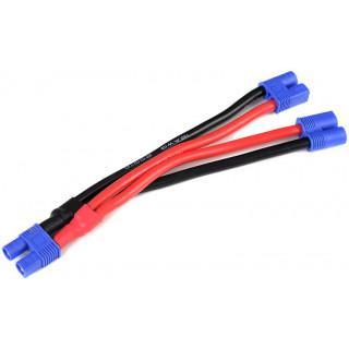 Paralelní Y-kabel EC3 12AWG 12cm
