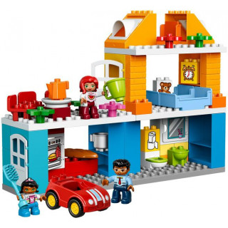 LEGO DUPLO - Családi ház LEGO® 10835