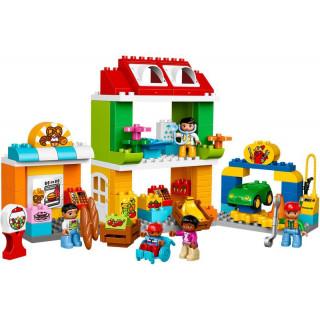 LEGO DUPLO - Kisvárosi tér LEGO® 10836