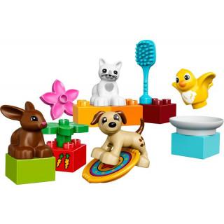 LEGO DUPLO - Házikedvencek LEGO® 10838