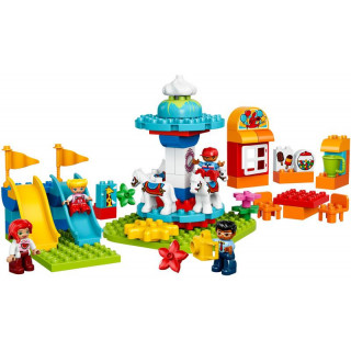 LEGO DUPLO - Családi vidámpark LEGO® 10841