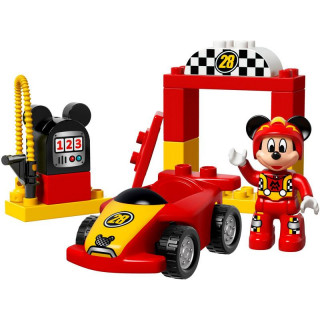 LEGO DUPLO - Mickey versenyautója LEGO® 10843