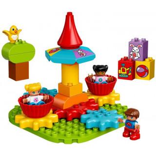 LEGO DUPLO - Első körhintám LEGO® 10845