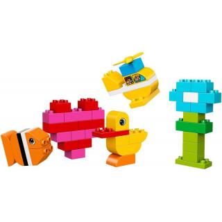 LEGO DUPLO - Első építőelemeim LEGO® 10848