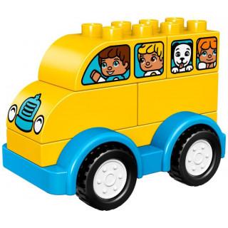LEGO DUPLO - Első autóbuszom LEGO® 10851