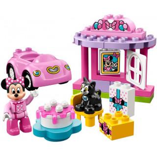 LEGO DUPLO - Minnie születésnapi zsúrja LEGO® 10873