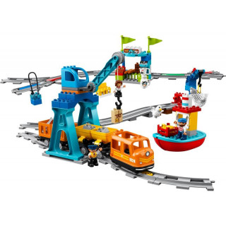 LEGO DUPLO - Tehervonat LEGO® 10875