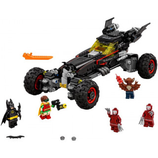 LEGO Batman Movie - Batmobile