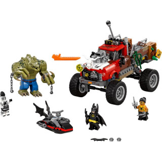 LEGO Batman Movie - Killer Crocův Tail-Gator