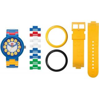 LEGO hodinky pro dospělé Fan Club Blue/Yellow