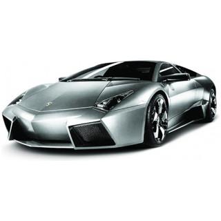 Bburago Plus Lamborghini Reventón 1:18 šedá