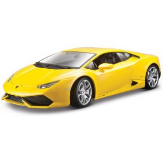 Bburago Plus Lamborghini Huracán LP 610-4 1:18 žlutá