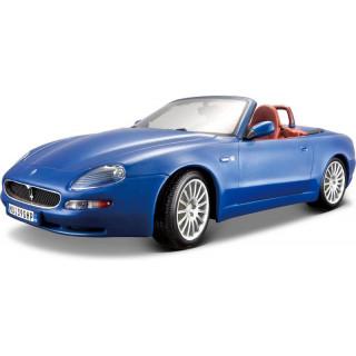 Bburago Maserati GT Spyder 1:18 modrá