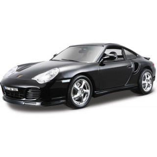 Bburago Porsche 911 Turbo 1:18 černá