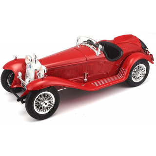 Bburago Alfa Romeo 8C 2300 Spider Touring 1932 1:18 červená