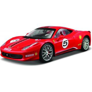Bburago Original Series Ferrari 250 GTO 1:18 červená
