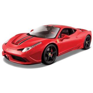 Bburago Signature Ferrari 458 Speciale 1:18 červená