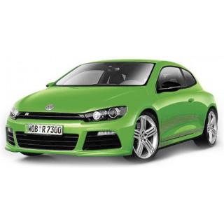 Bburago Plus Volkswagen Scirocco R 1:24 zelená metalíza