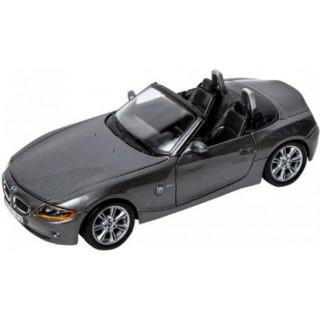 Bburago BMW Z4 1:24 šedá