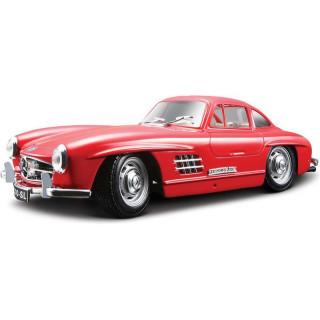 Bburago Mercedes-Benz 300 SL 1954 1:24 červená