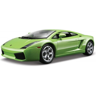 Bburago Lamborghini Gallardo 1:24 zelená