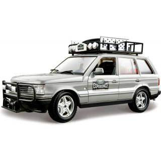 Bburago Range Rover 1:24 stříbrná