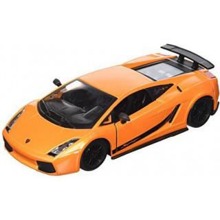 Bburago Lamborghini Gallardo Superleggera 2007 1 24 narancssárga 1b1bead931